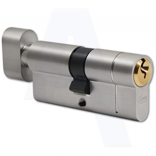 ASEC Vital Key & Turn Euro Cylinders